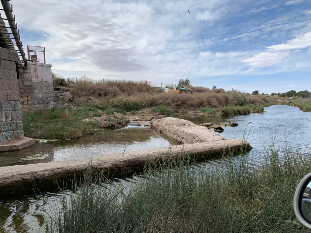 MOP adjudicó trabajos de limpieza del río Loa en su paso por la ciudad de Calama