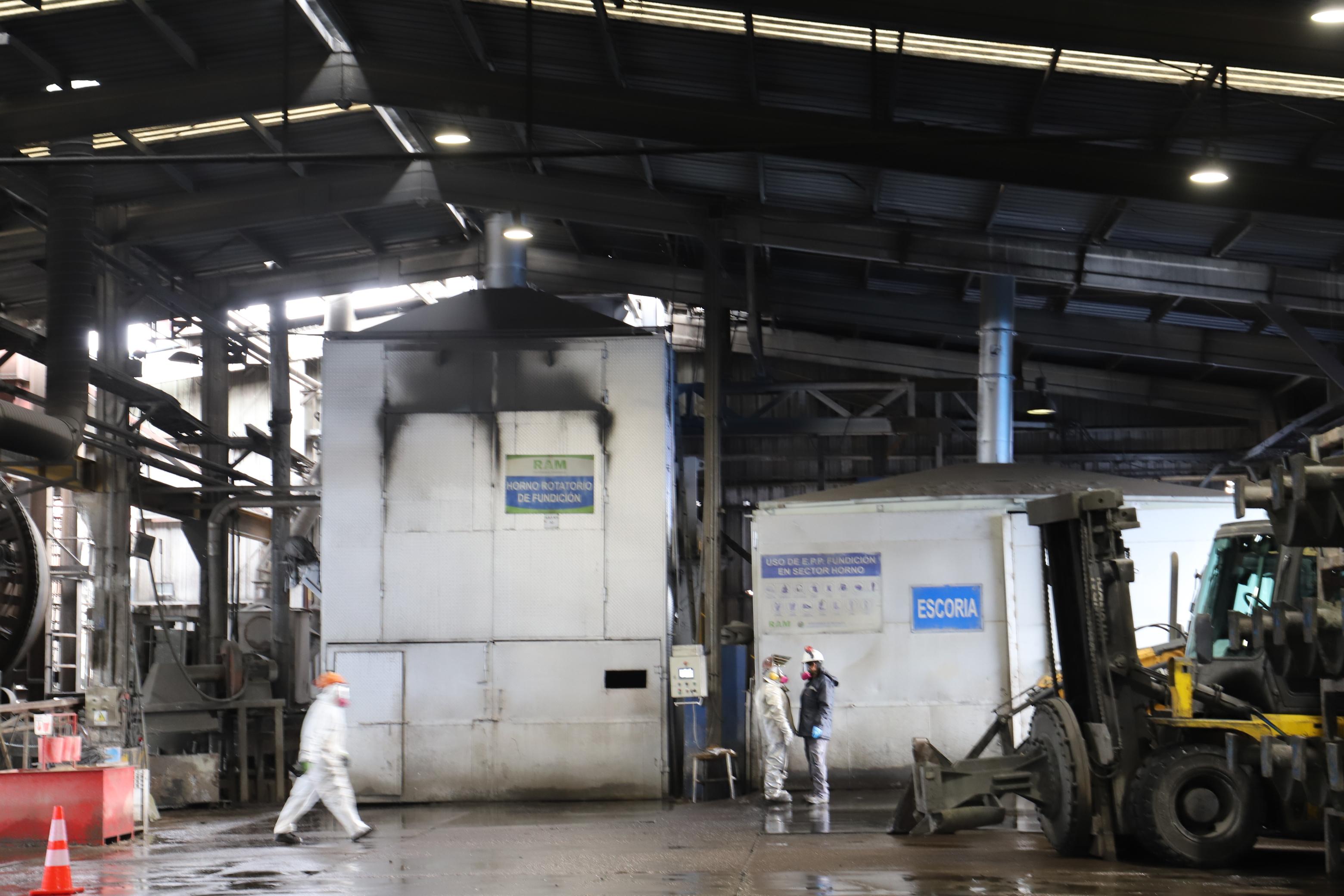 Se acoge reclamación de vecinos de Calama contra empresa Recimat por incumplimentos ambientales