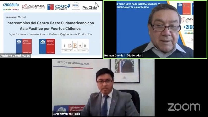 CRECIENTE INTERÉS POR LOS INTERCAMBIOS COMERCIALES  DEL CENTRO OESTE SUDAMERICANO CON EL ASIA PACÍFICO