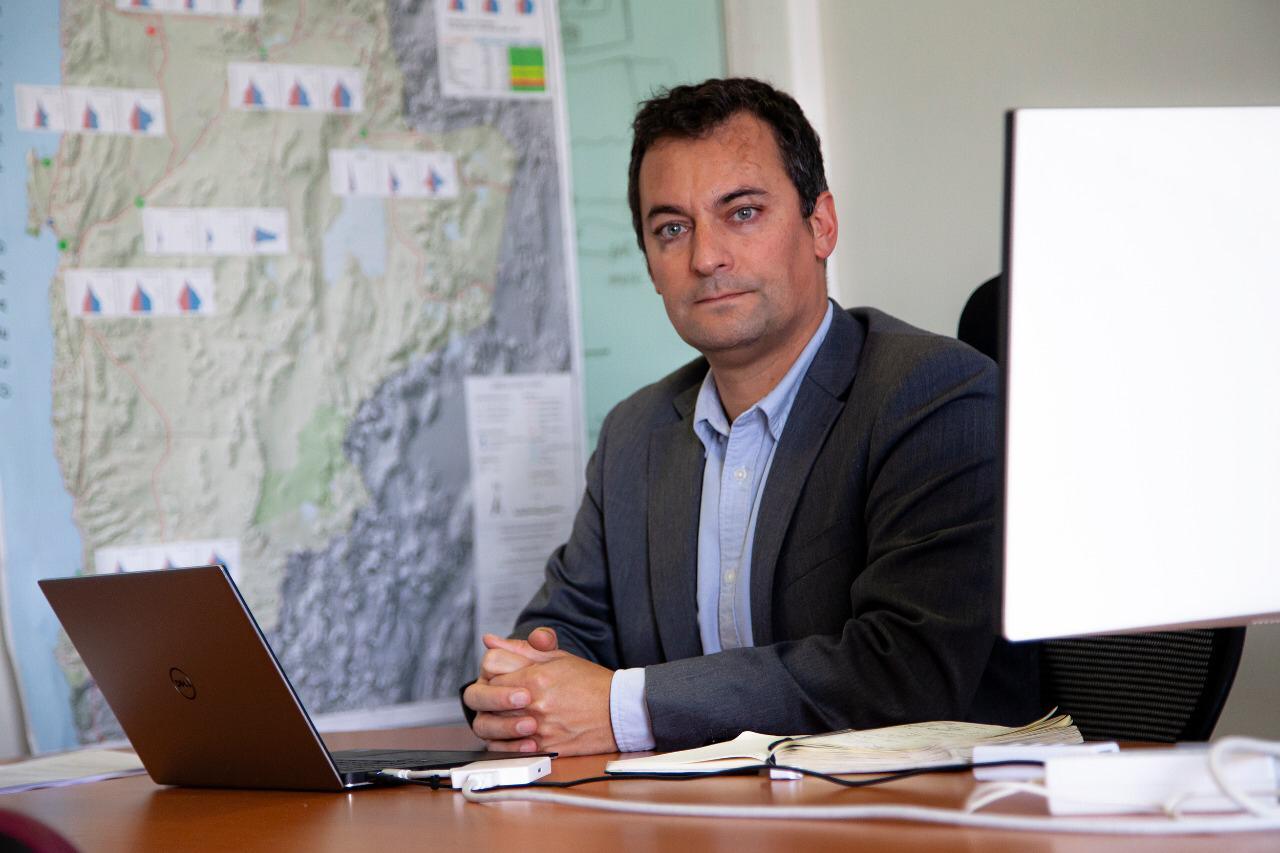 Nicolás Sepúlveda Camposano, nuevo director ejecutivo de CREO Antofagasta