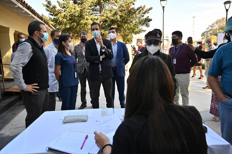 Aportes de la industria minera durante los 12 meses de pandemia en Chile