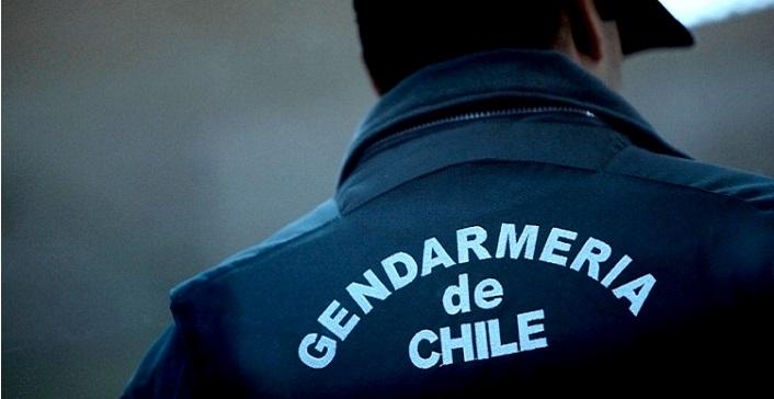 Gendarmes impiden ingreso de droga al CDP de Tocopilla