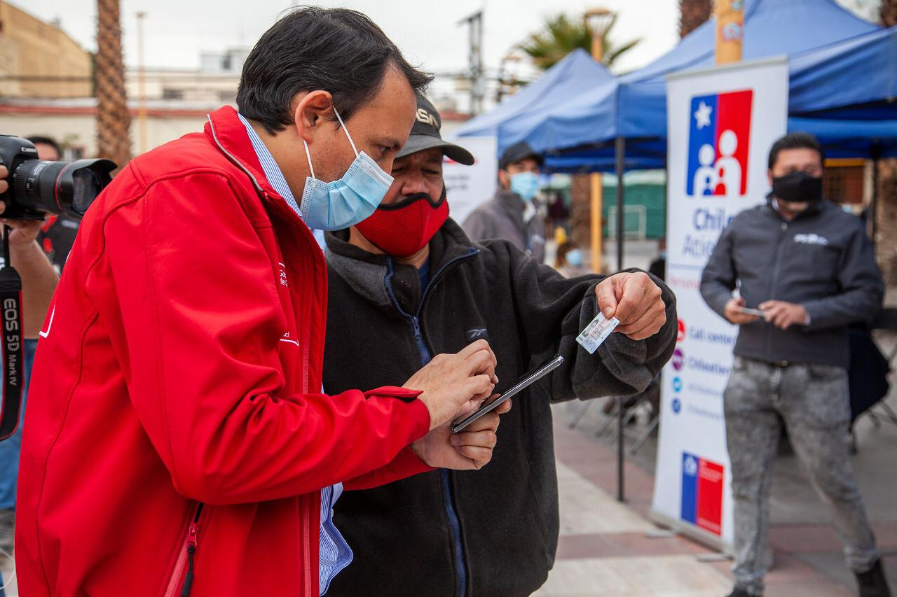IFE Universal: región de Antofagasta ya cuenta con más de 41 mil solicitudes