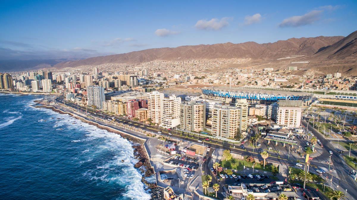 """Antofagasta mantiene su nivel de desarrollo de calidad de vida urbana en categoría """"Áreas Metropolitanas Emergentes"""" en ICVU 2020"""