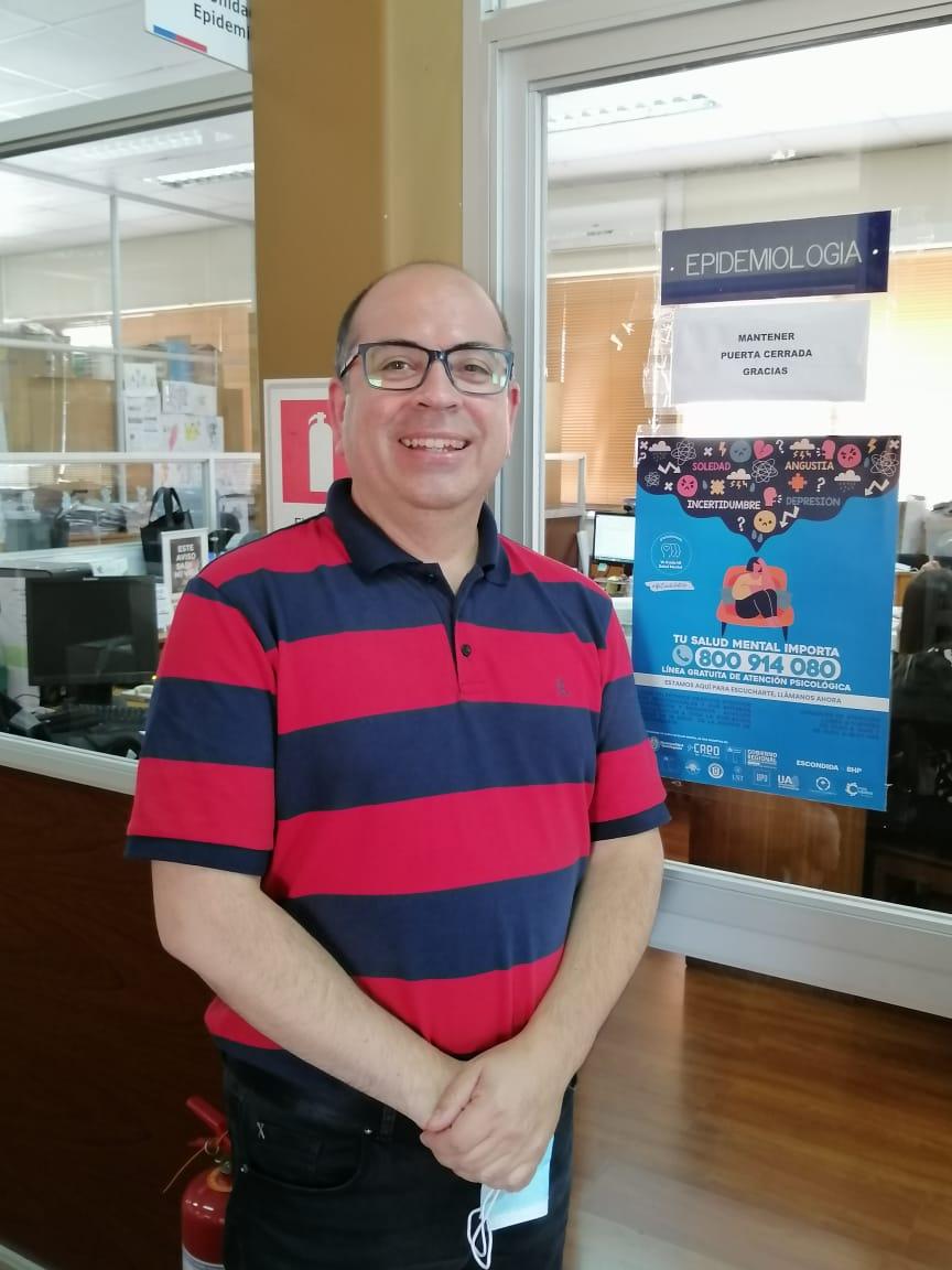 """""""Encuentros"""" abordará el estado actual de la salud mental en Chile"""