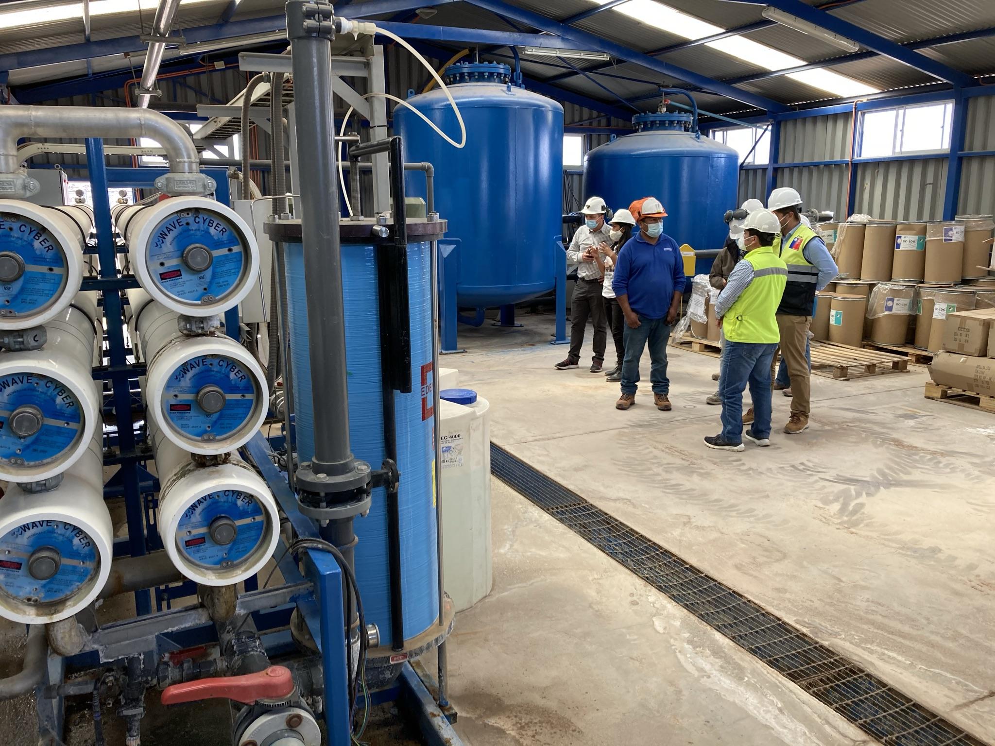 MOP licita conservación integral de sistema de Agua Potable Rural de San Pedro de Atacama