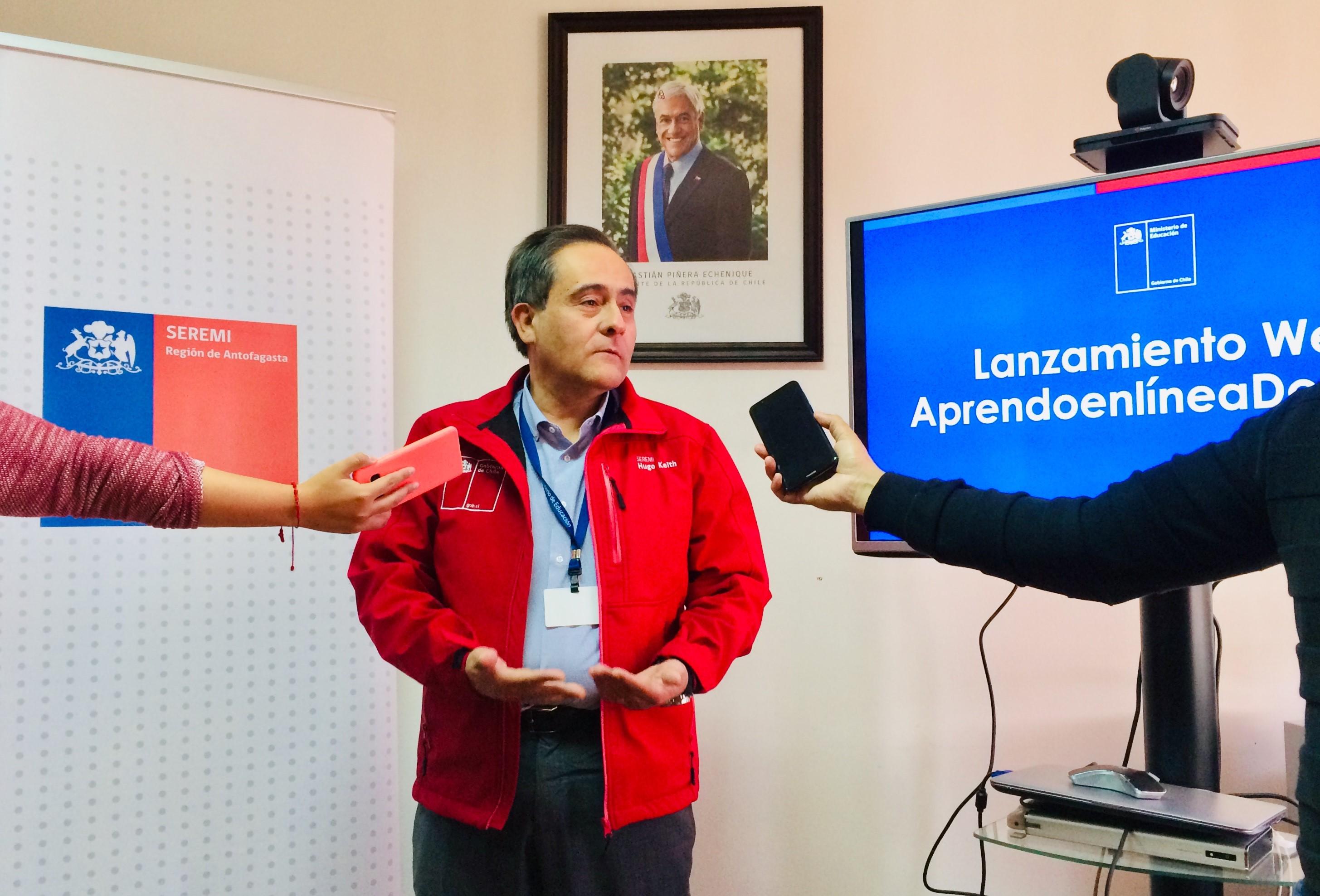 MINEDUC LANZA PORTAL APRENDO EN LÍNEA DOCENTE CON MÁS DE 20 MIL RECURSOS DISPONIBLES