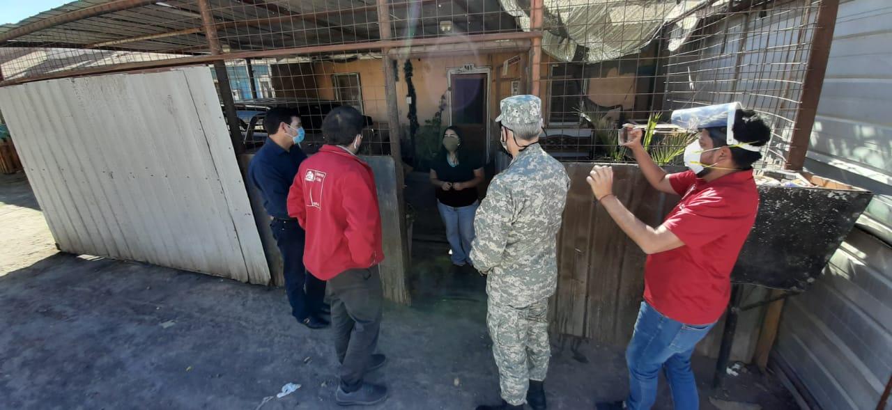 GOBIERNO HA ENTREGADO 8.800 CAJAS FAMILIARES EN ANTOFAGASTA, MEJILLONES Y MARÍA ELENA