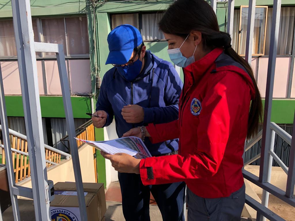 MUNICIPALIDAD ENTREGÓ 19.800 AYUDAS SOCIALES DESDE MARZO A LA FECHA