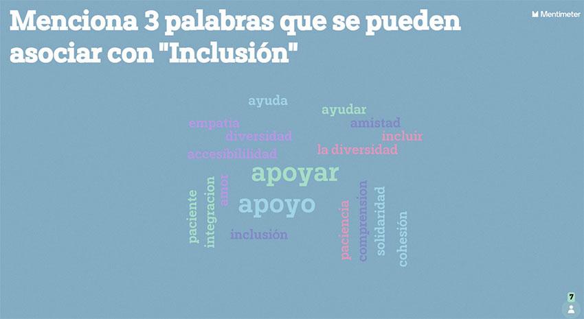 inician proceso para conocer necesidades de estudiantes con discapacidad que enfrentan clases online