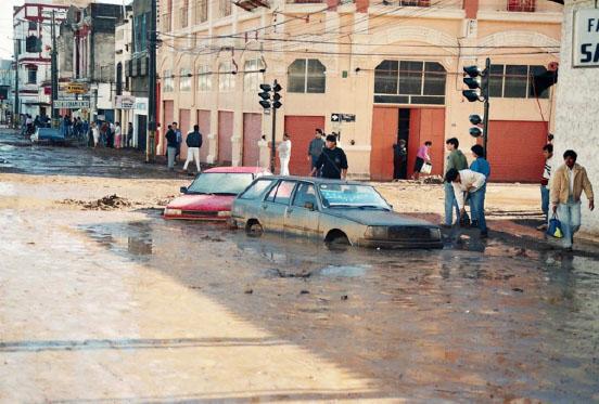 ACADÉMICO ANALIZA LAS EXCEPCIONALES CONDICIONES QUE DIERON LUGAR A ALUVIÓN DE 1991 EN ANTOFAGASTA