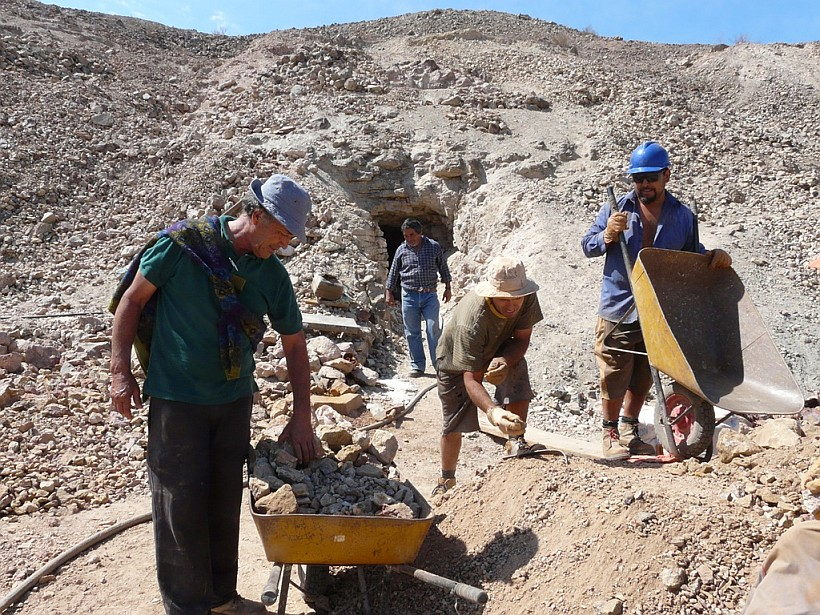 """CORE aprobó bases para el programa de transferencia """"Fomento y fortalecimiento a la pequeña minería de la región de Antofagasta"""""""