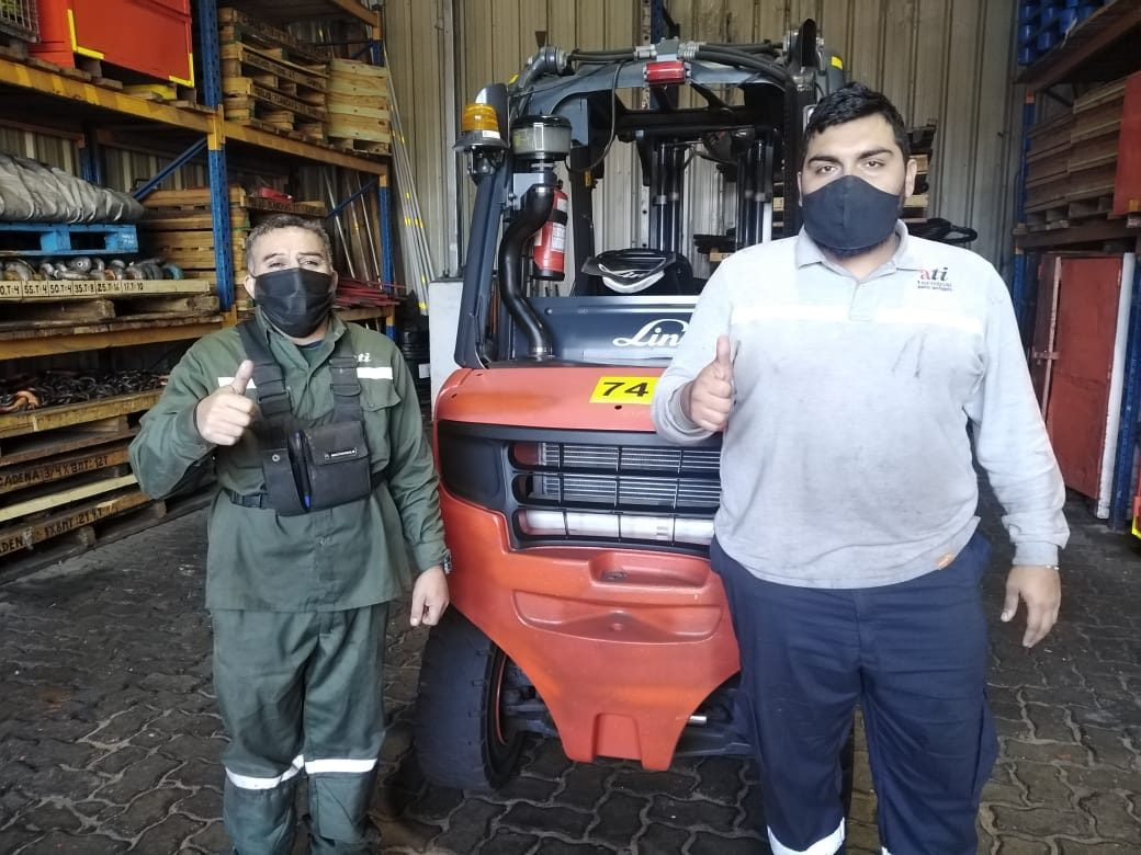 ATI REFUERZA ACCIONES DE AUTOCUIDADO PARA SUS COLABORADORES FRENTE AL COVID19