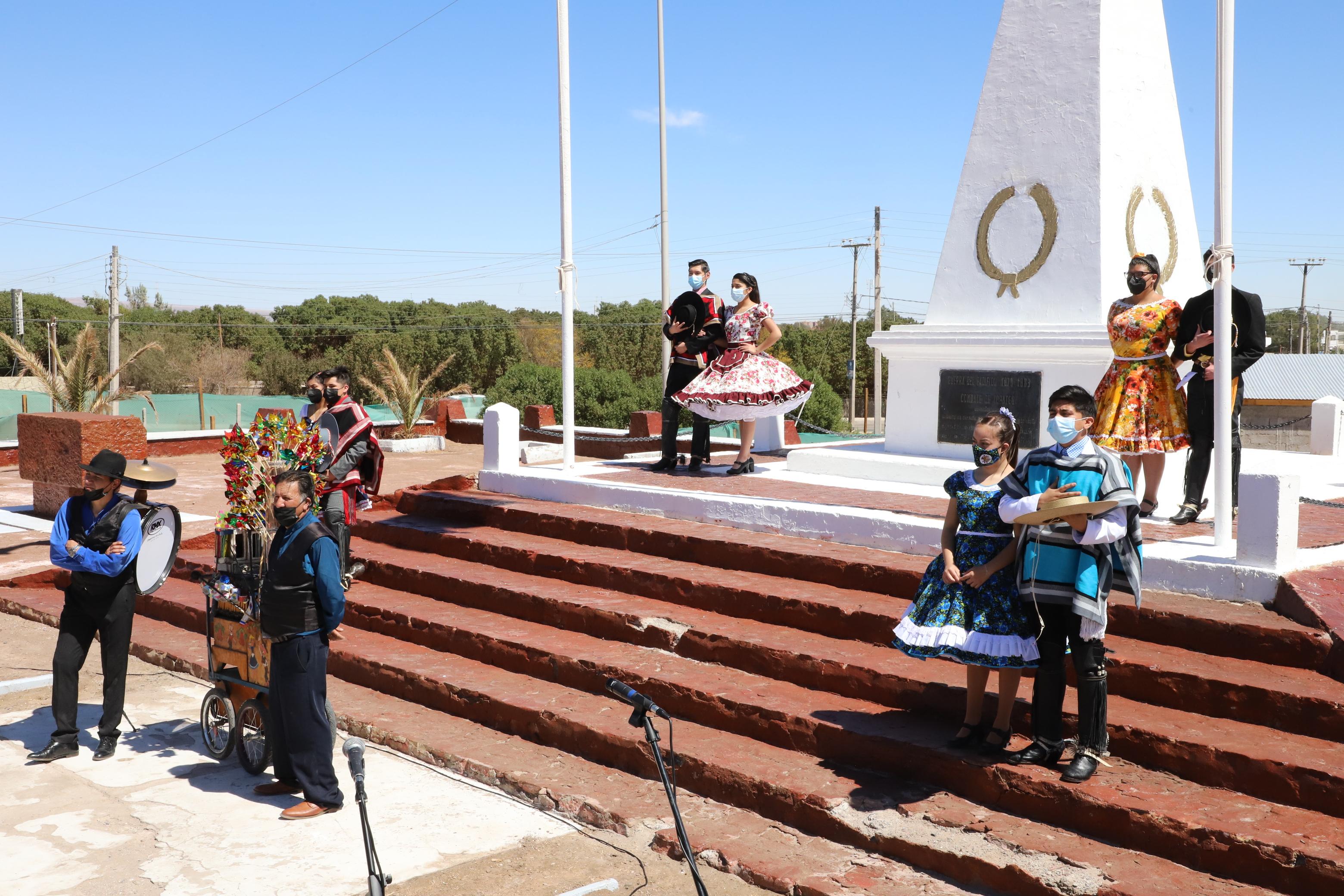 Con importante rescate a las tradiciones chilenas Municipio lanzó programa de Fiestas Patrias