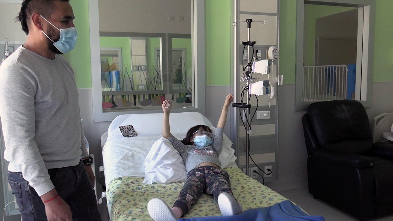 Luego de estar una semana en estado crítico, menor de 7 años se recuperó de PIMS en el hospital regional de Antofagasta