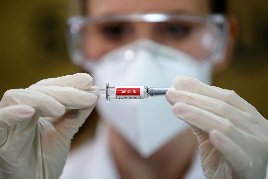 Región alcanza el mas alto porcentaje de vacunados