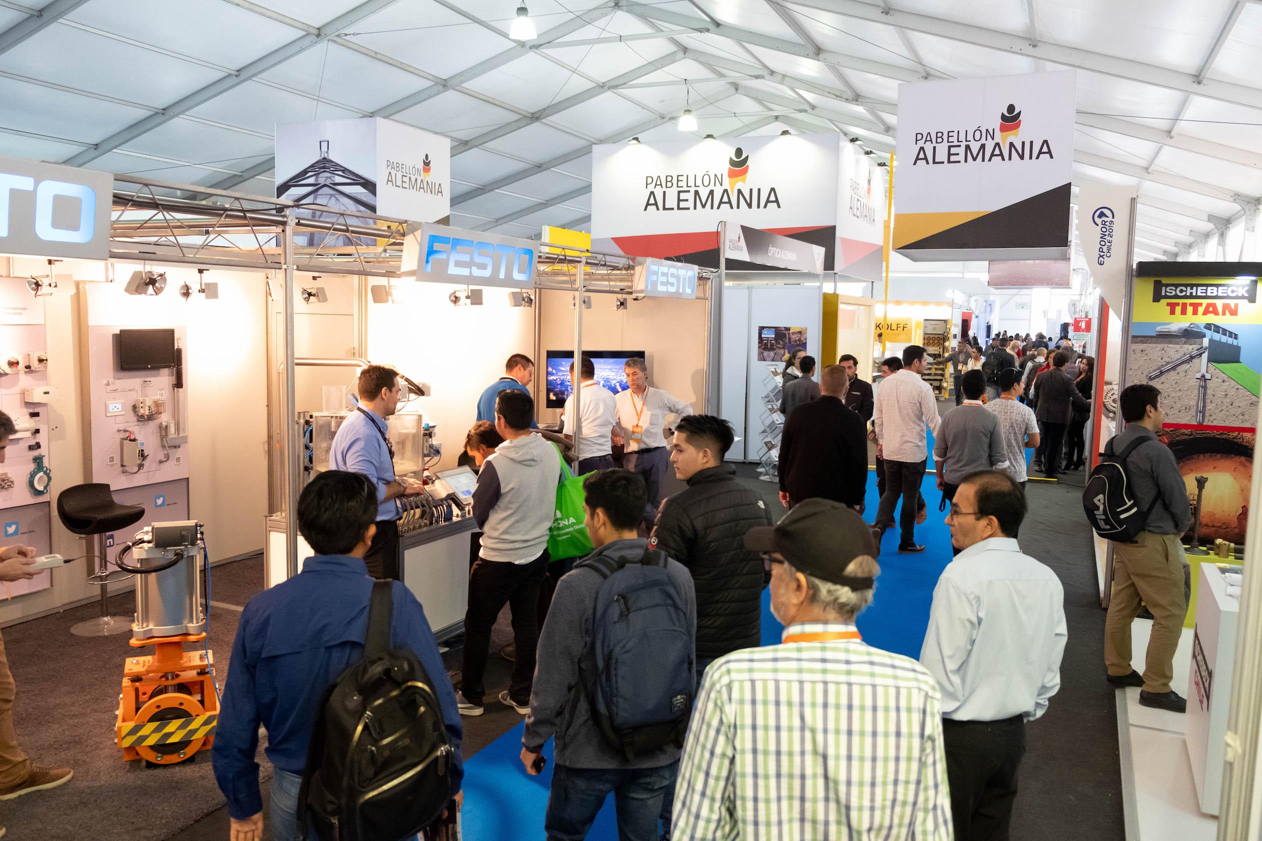 """ALEMANIA """"PAÍS INVITADO"""" DE EXPONOR 2021: LA GRAN OPORTUNIDAD PARA SEGUIR AVANZANDO HACIA LA INDUSTRIA 4.0"""