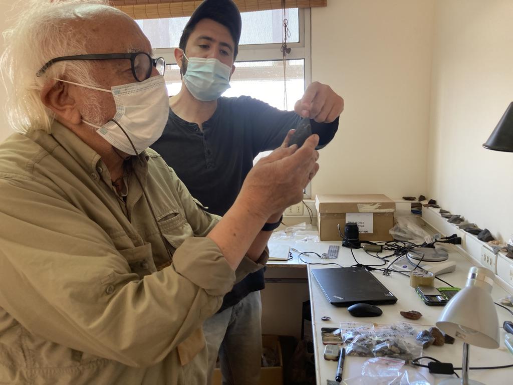 Mejora depósitos arqueológicos de primeros habitantes del desierto de Atacama