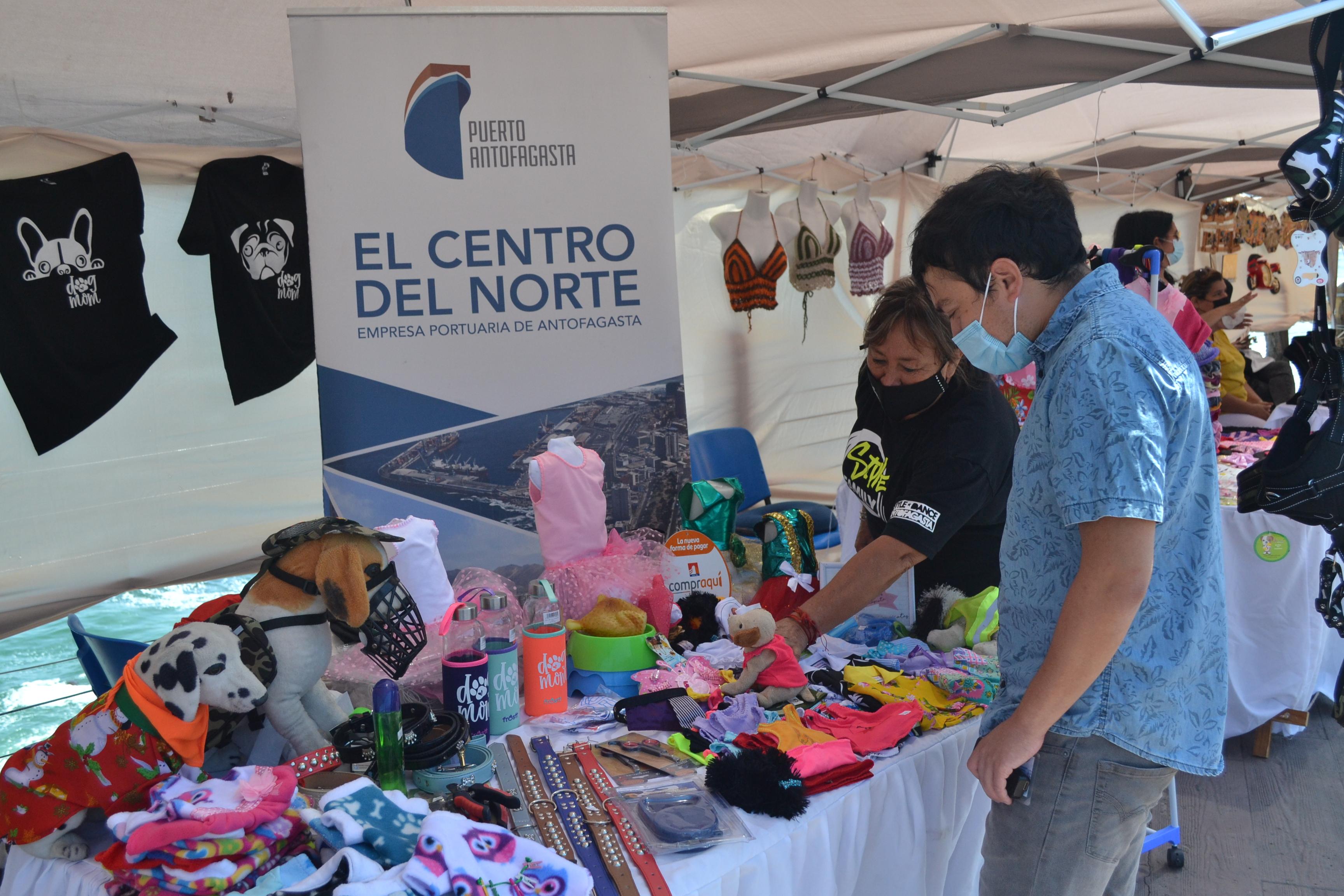 Feria de Emprendedores en las Terrazas de Mallplaza Antofagasta concesionaria de EPA