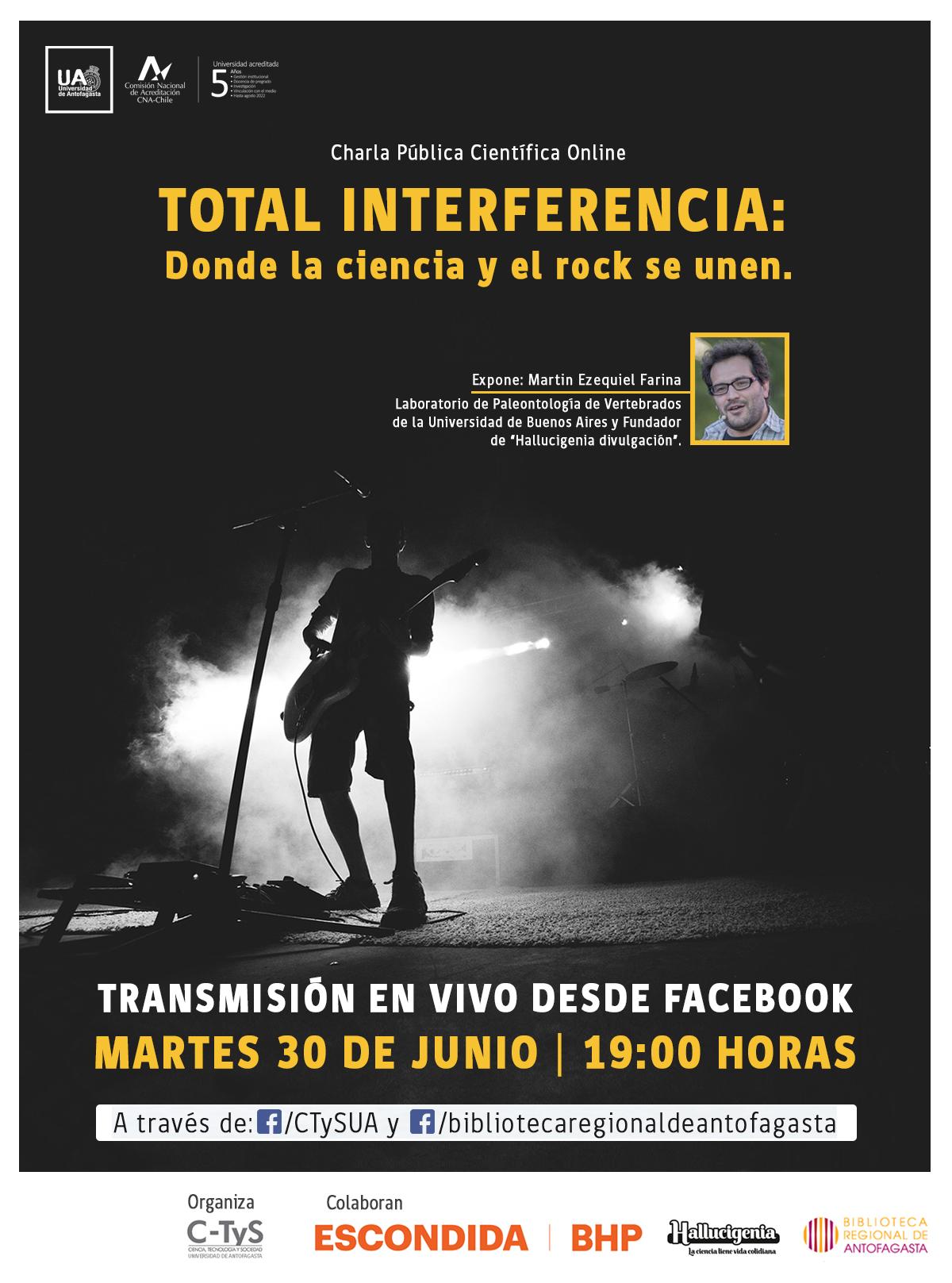C-TYS UA REALIZARÁ CONFERENCIA VIRTUAL SOBRE DIVULGACIÓN CIENTÍFICA