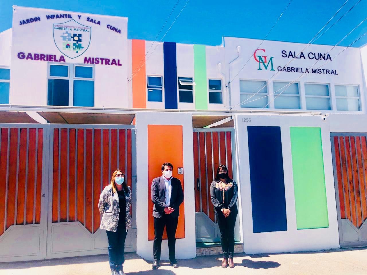 Primer Establecimiento en reabrir en la región de Antofagasta