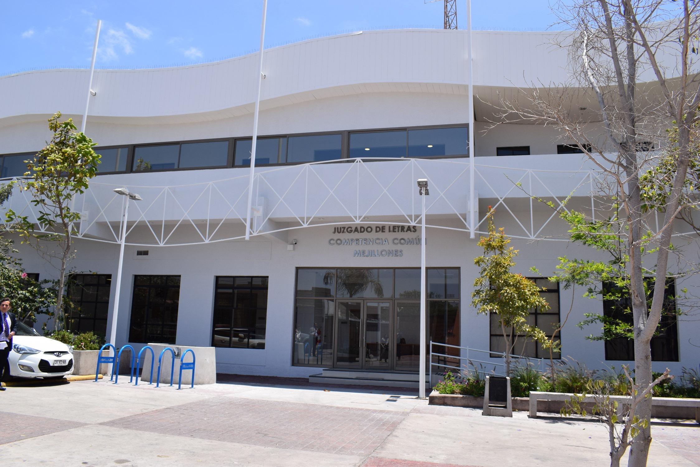 JUZGADO DE LETRAS Y COMPETENCIA COMÚN DE MEJILLONES RETOMA ENTREGA Y RECEPCIÓN DE DOCUMENTOS