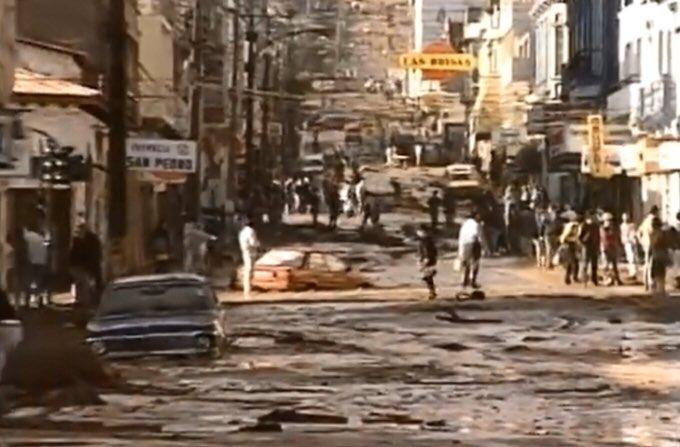 No hemos aprendido nada: A 30 años del aluvión en Antofagasta académico analiza las zonas de alto riesgo