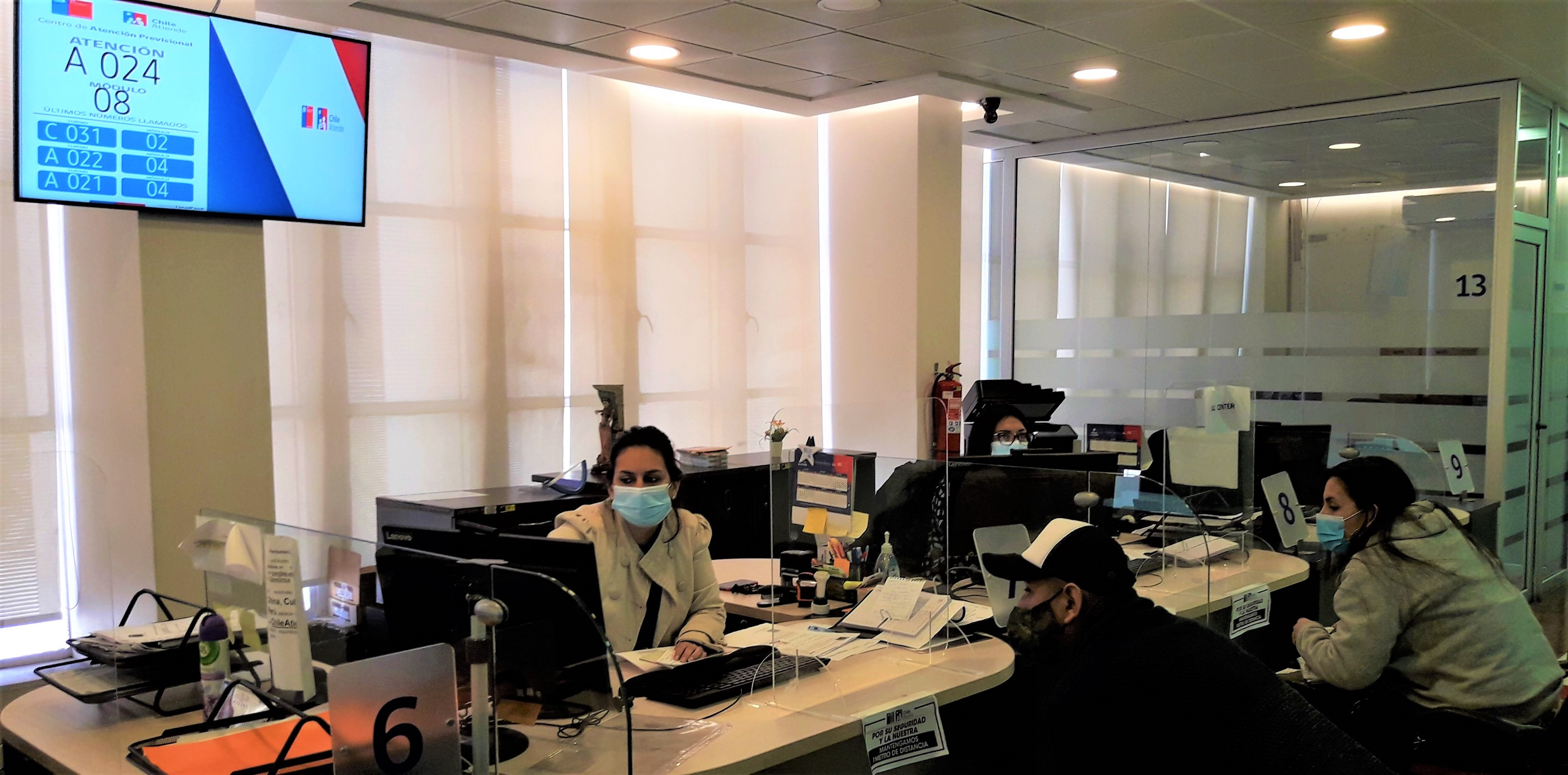 CHILEATIENDE INFORMA SOBRE MODALIDAD DE ATENCIÓN EN SUCURSALES DE LA REGIÓN DURANTE CUARENTENA