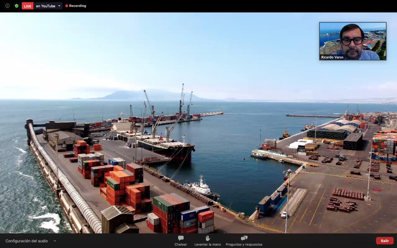 Puerto Antofagasta presentó las ventajas de sus instalaciones en encuentro del corredor bioceánico