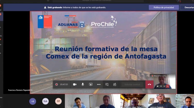 SUBSECRETARIOS DE HACIENDA Y RELACIONES ECONÓMICAS INTERNACIONALES ENCABEZAN MESA DE COMEX EN LA REGIÓN