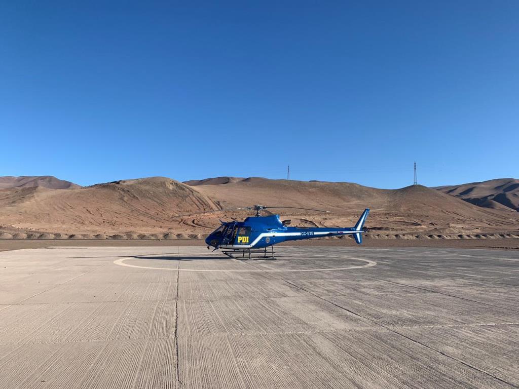 MOP publicó llamado a licitación para construir hangar aeropolicial