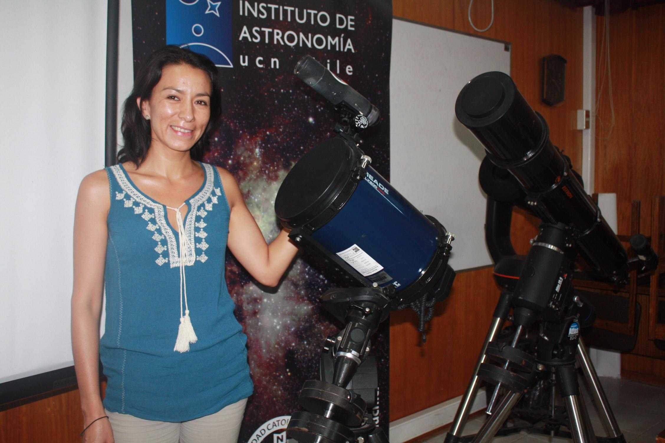 Astrónoma asume como secretaria regional ministerial de Ciencia, Tecnología, Conocimiento e Innovación
