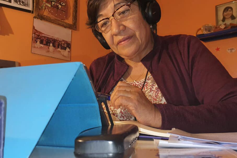 """SANDRA BERNA: """"SOMOS UN LUGAR ESTRATÉGICO PARA EL PAÍS, PERO NO COMO PERSONAS"""""""
