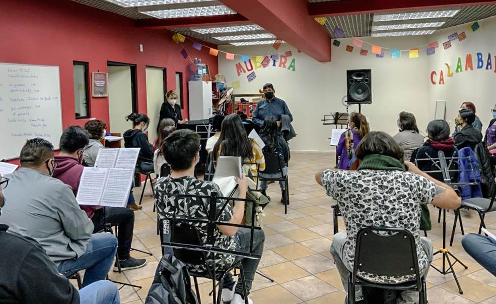 Coro adultos de Calambanda participará en Concierto junto a la Orquesta Sinfónica de Antofagasta