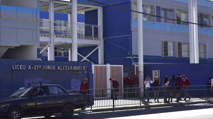 Liceo Técnico Profesional de Calama potenciará vínculo de alumnos con sectores productivos