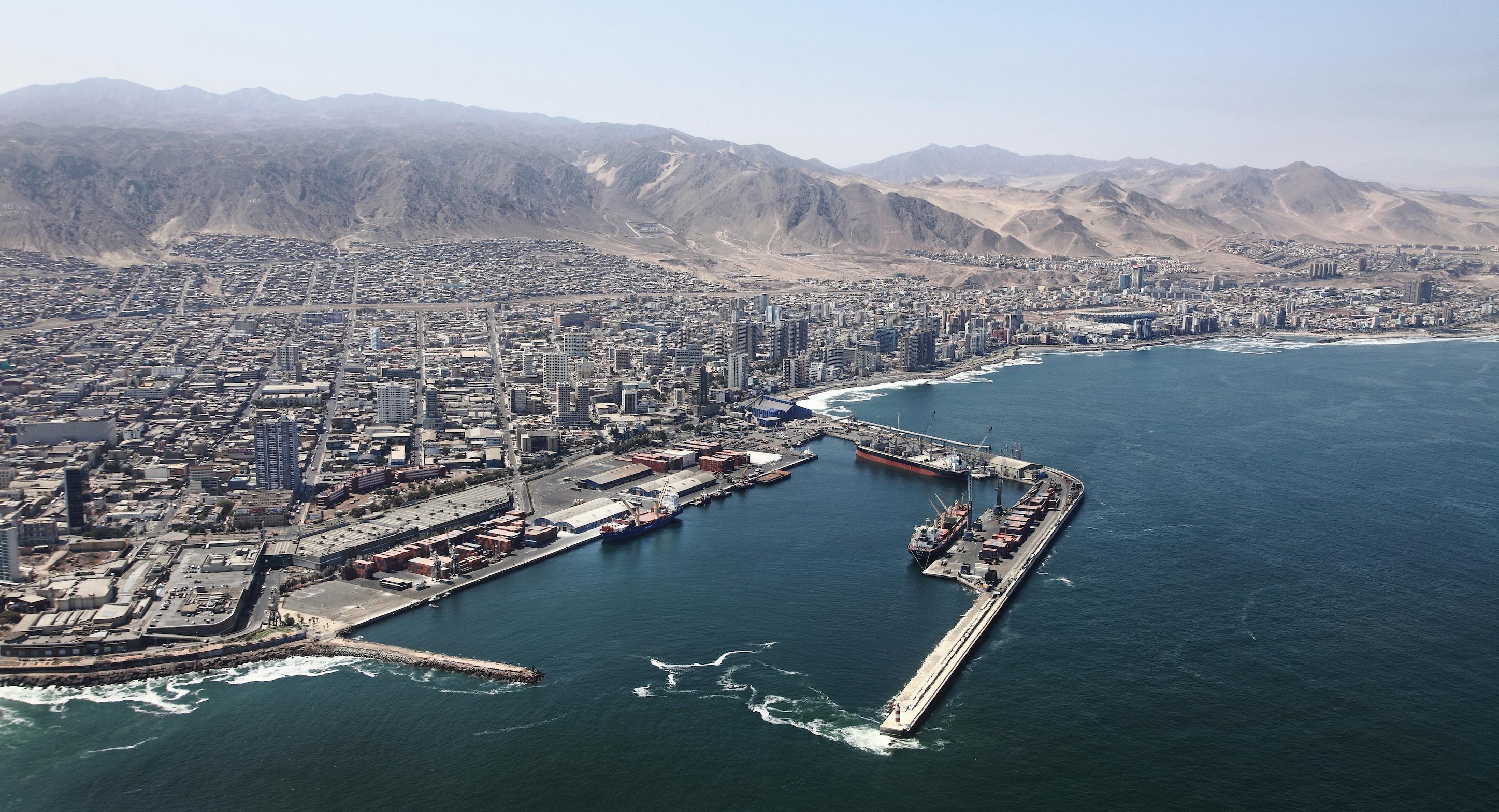 Puerto Antofagasta invita al seminario internacional de logística portuaria sustentable