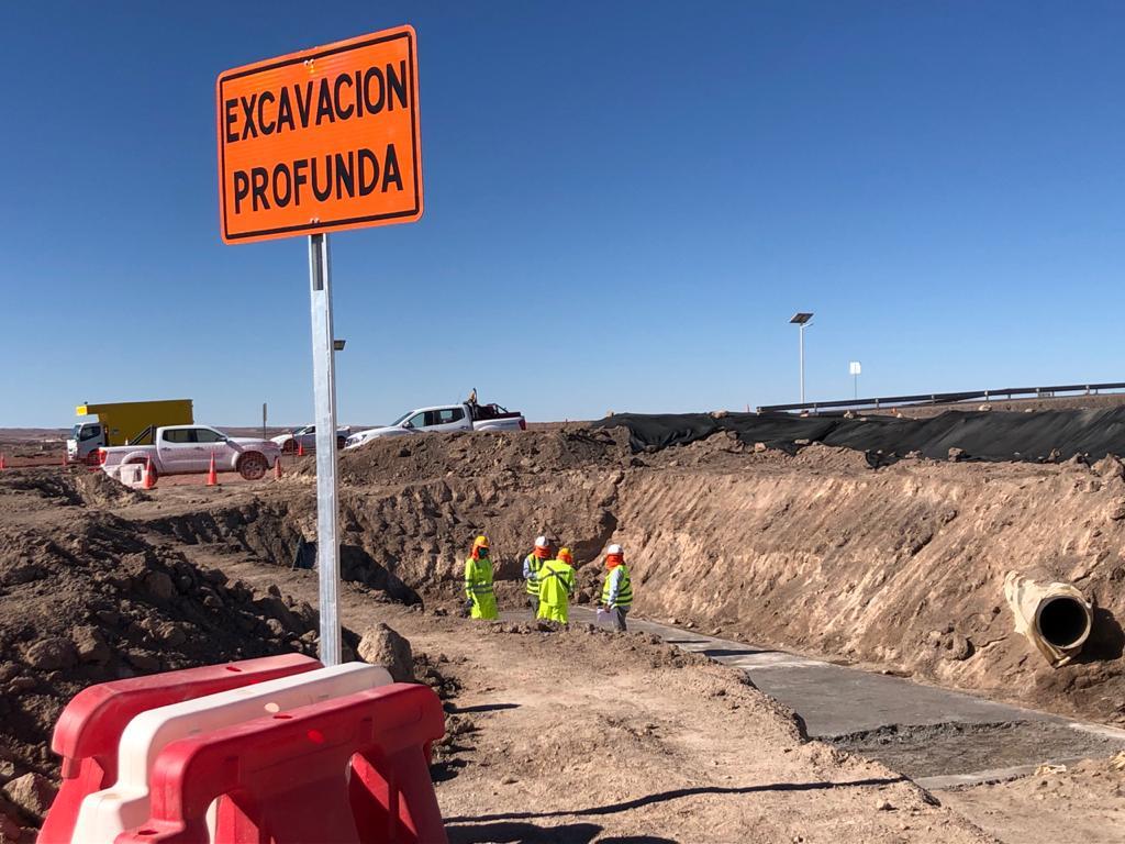 Obra Rutas del Loa permitirá reactivar la economía y el empleo regional