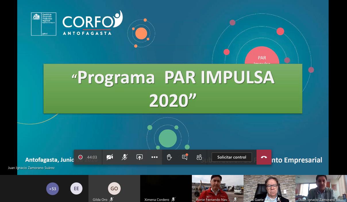CORFO ABRE PROGRAMAS PARA APOYAR A PYMES AFECTADAS POR EL COVID-19