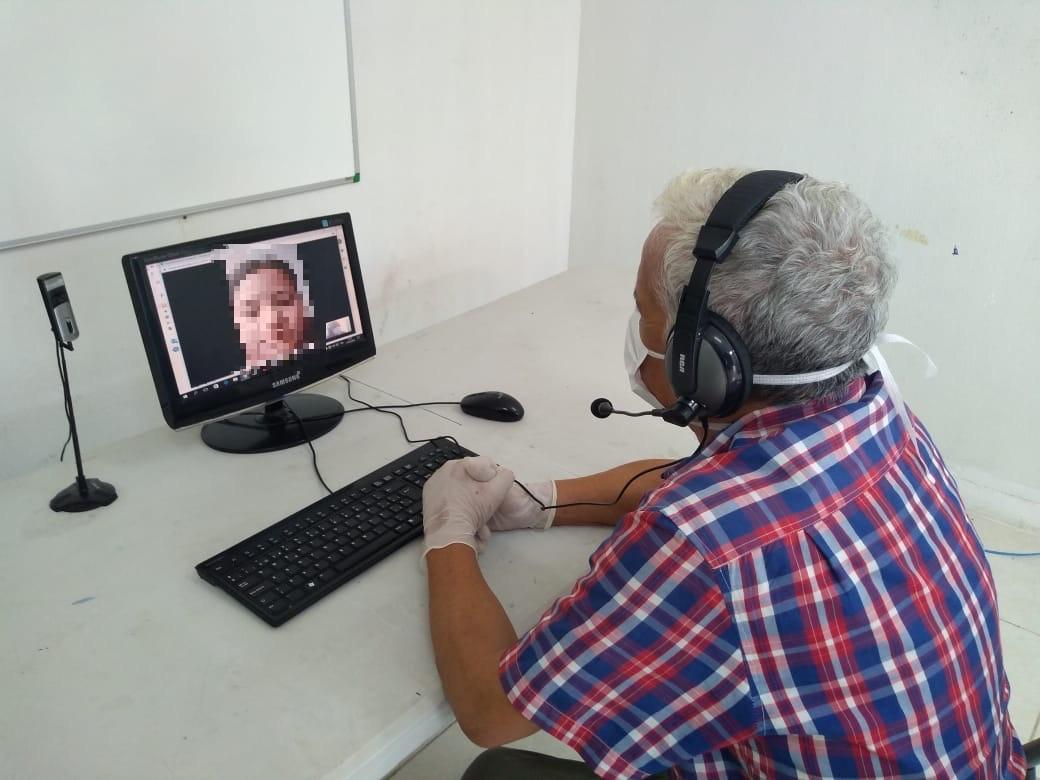 """CORE APRUEBA RECURSOS PARA IMPLEMENTAR SISTEMA DE """"VIDEO – VISITAS"""" EN UNIDADES PENALES DE LA REGIÓN"""