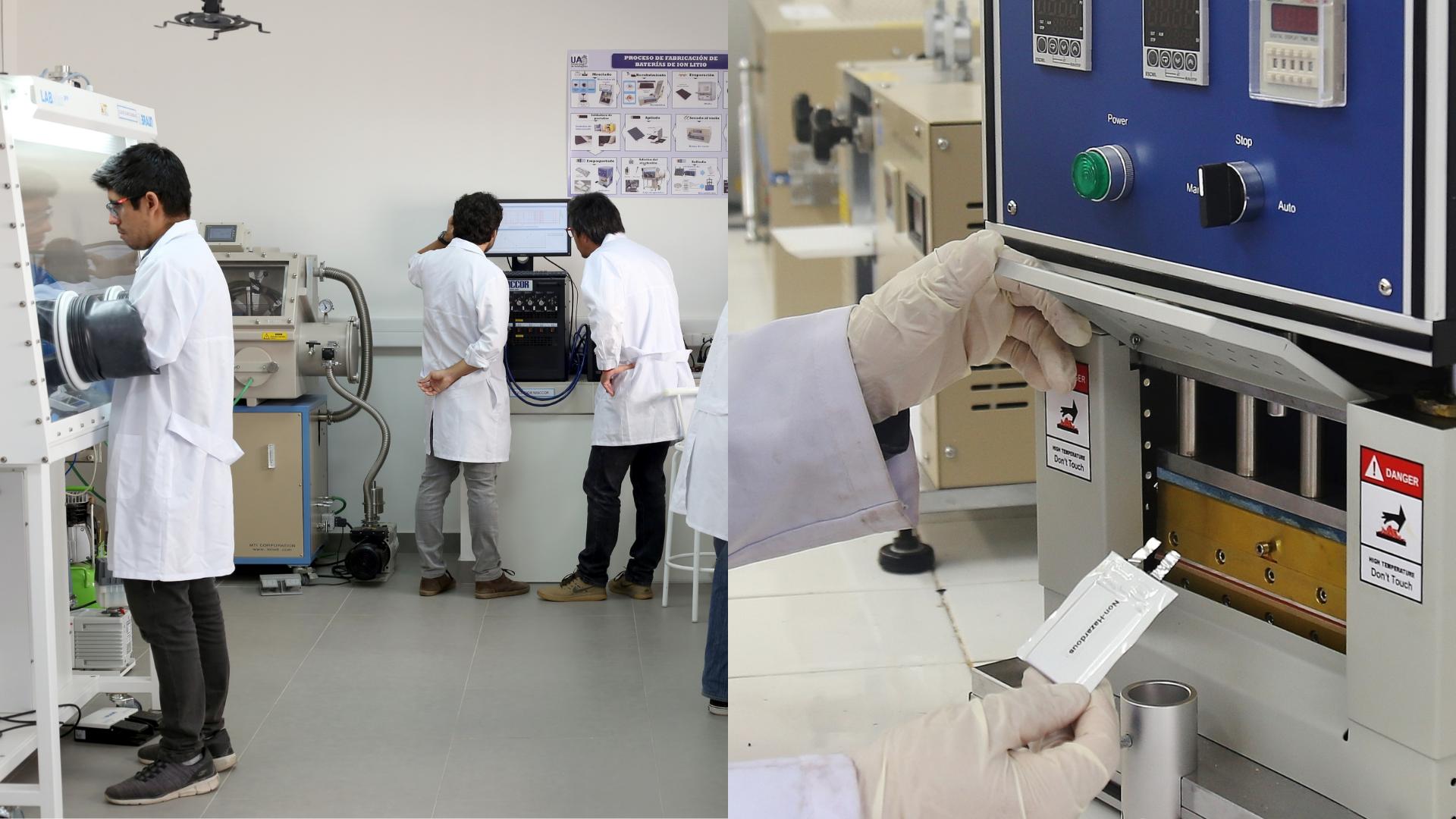 INAPI otorgó patente a tecnología de material catódico de baterías de litio