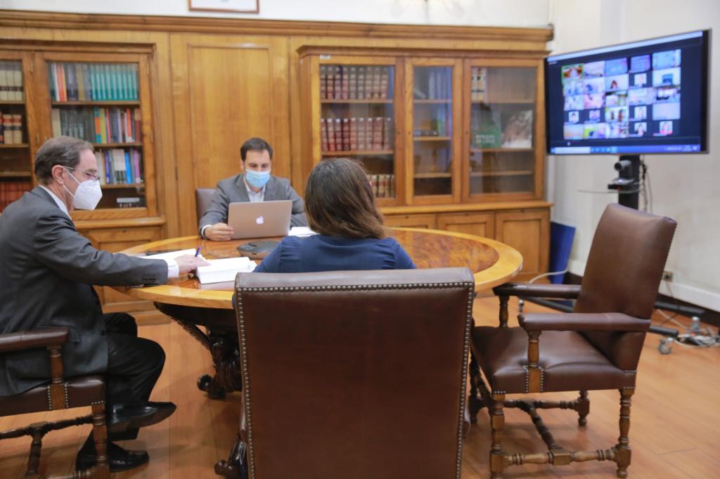 Avanza proyecto que crea la figura del denunciante anónimo para detectar delitos de corrupción en el Estado