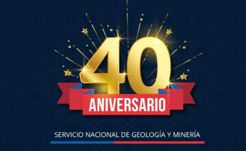 SERNAGEOMIN, 40 AÑOS AL SERVICIO DEL PAÍS