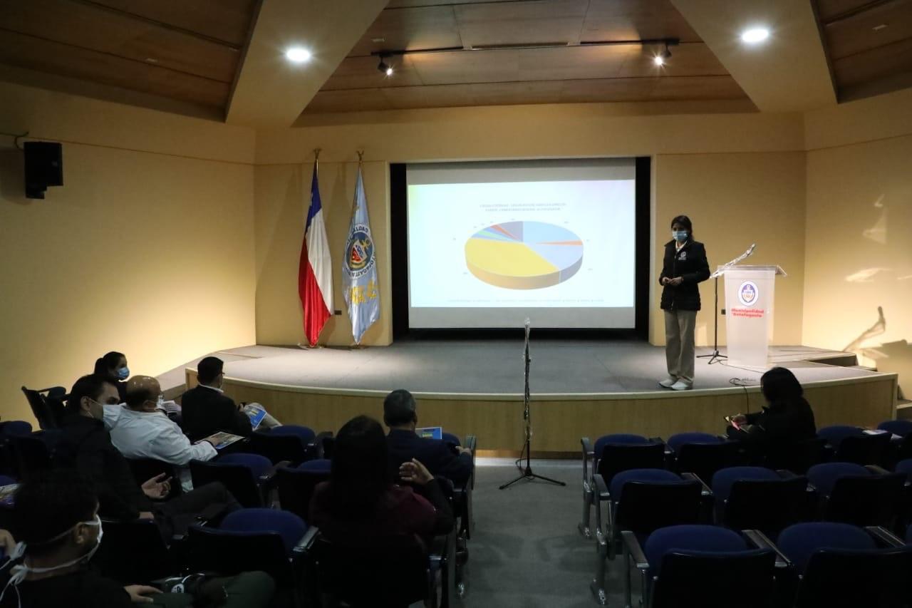 ALCALDES DE LA REGIÓN CONOCERÁN ALCANCES DEL MAPA DE GEORREFERENCIACIÓN DE CASOS COVID DESARROLLADO POR CMDS Y EL MUNICIPIO