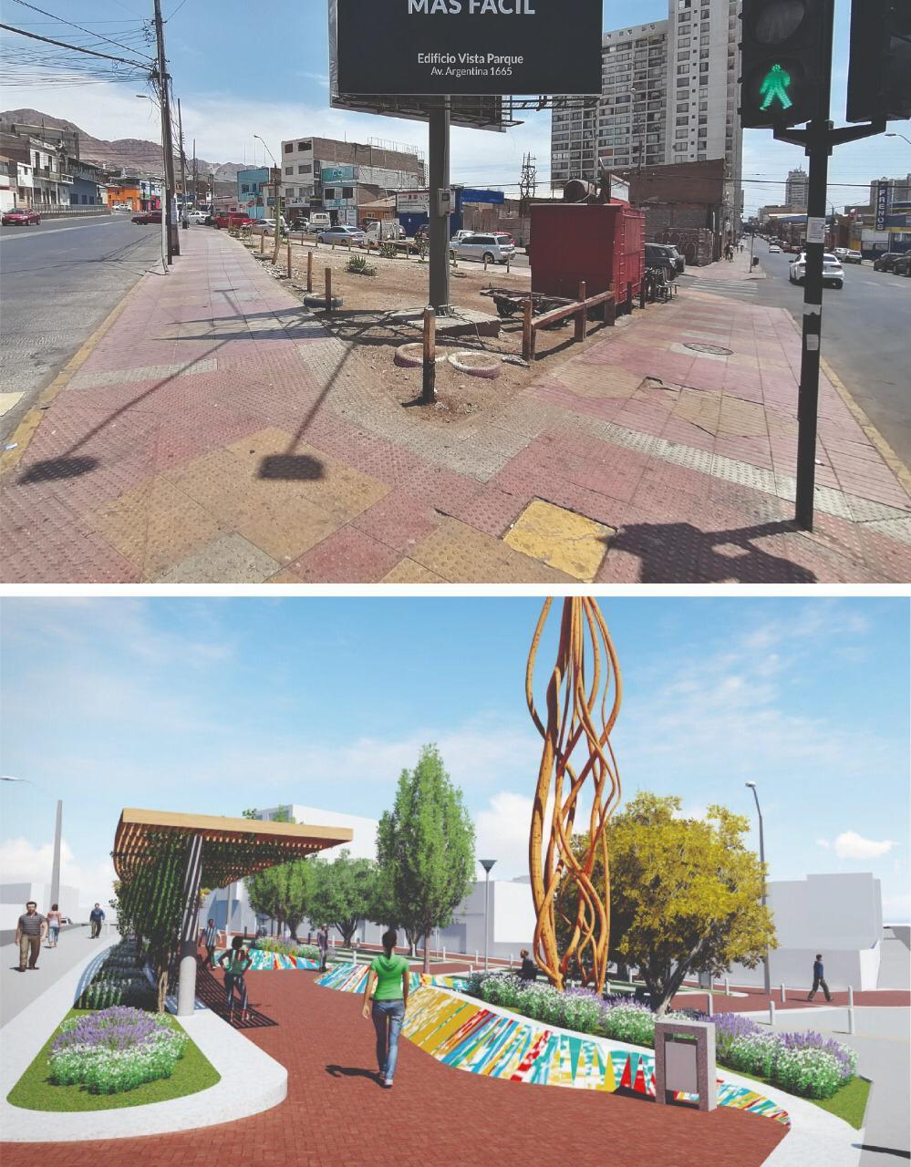 ¡Barrios integrados¡ trabajo multisectorial en sector Estación entregará nuevos espacios a la comunidad