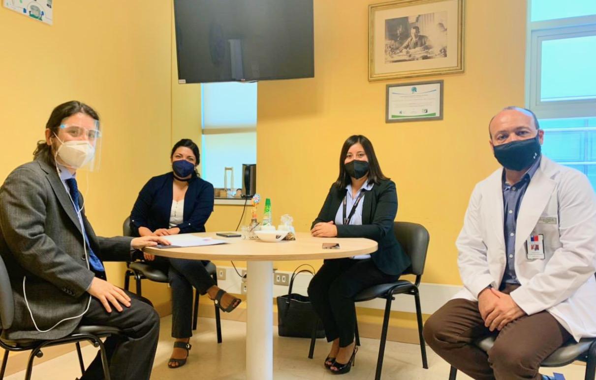 SernamEG representará judicialmente a familiares en primer femicidio frustrado del año ocurrido en Calama