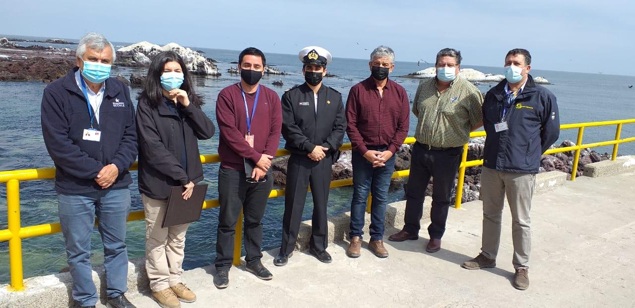 Ley de Caletas: Sernapesca recibe destinación de caleta Punta Arenas