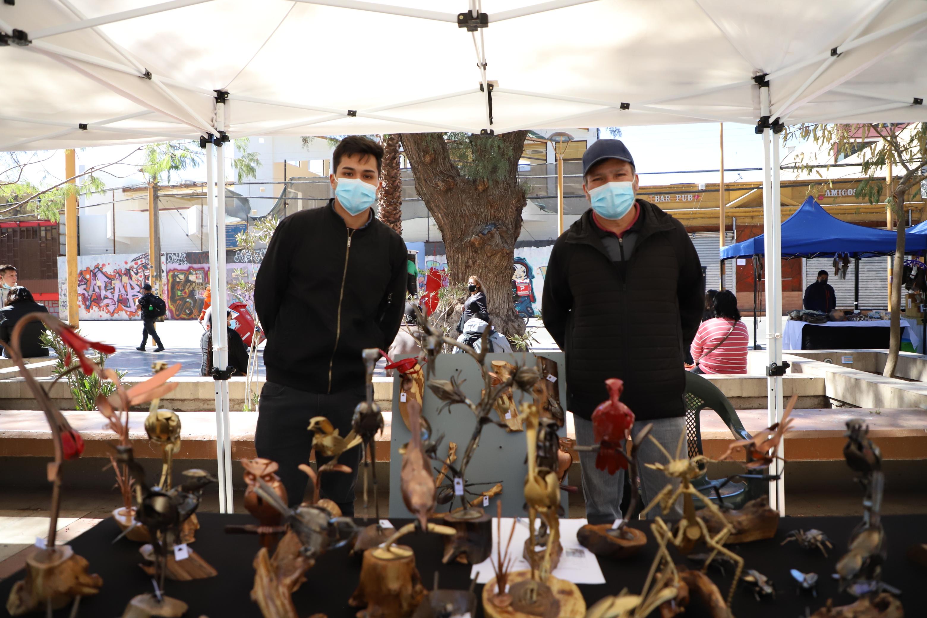 La artesanía local se hará presente en una nueva versión de la Feria de la Biodiversidad