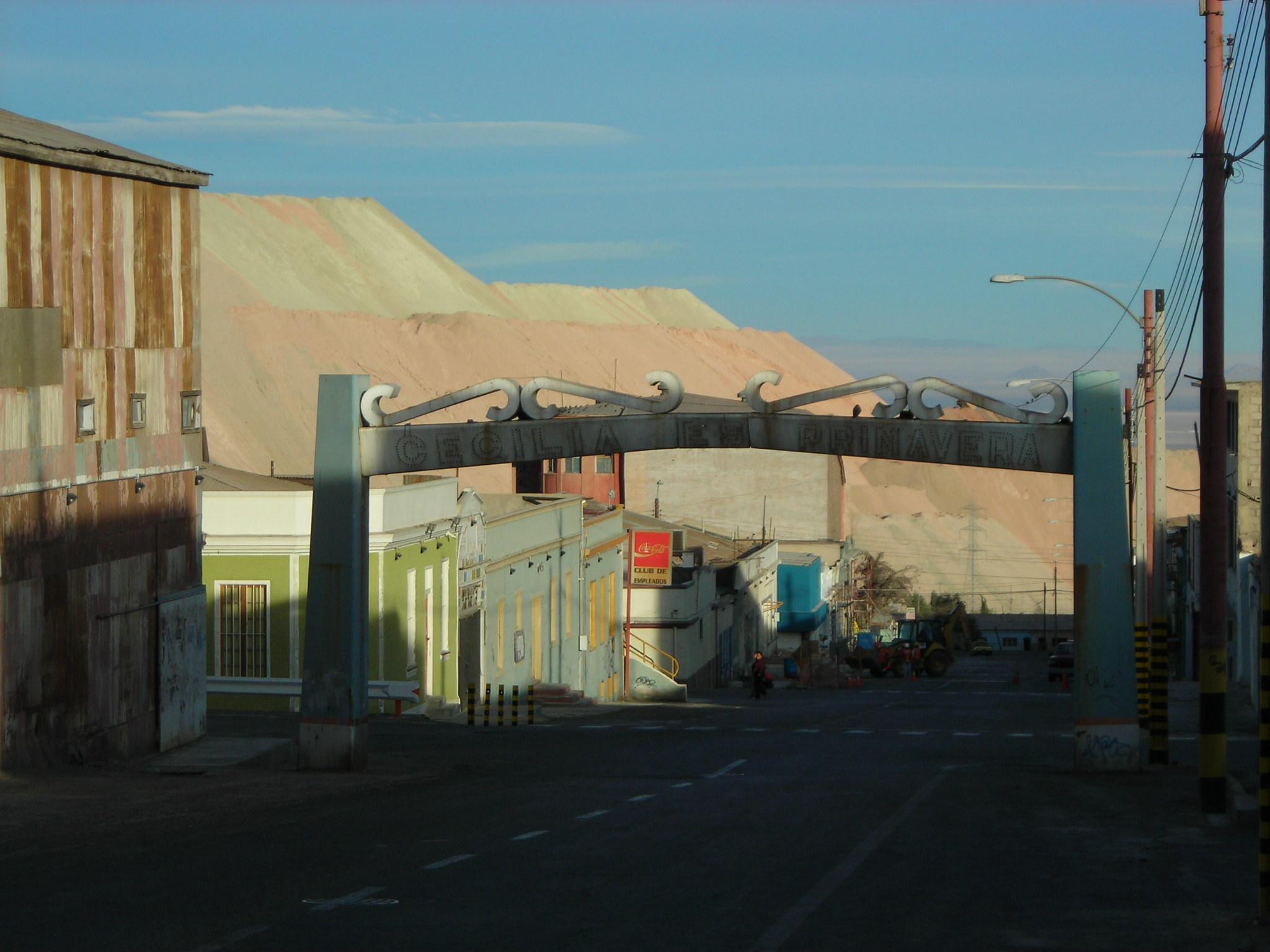 Chuquicamata: patrimonio arquitectónico que busca sobrevivir